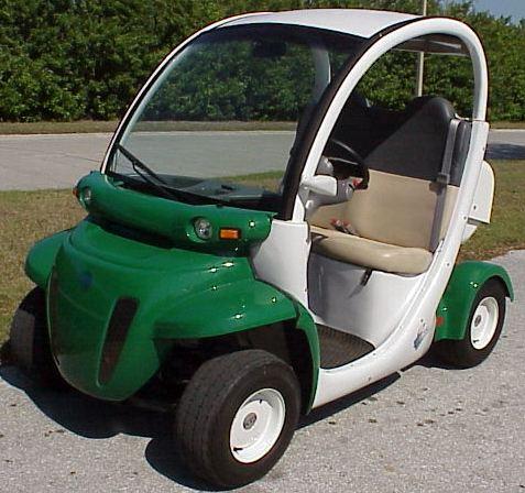 1999 Gem Electric Golf Cart- 2 seater Electric Car Golf Cart on car electric car, car electric fan, car electric chrysler, car electric volkswagen, car electric chevrolet, car battery cart,