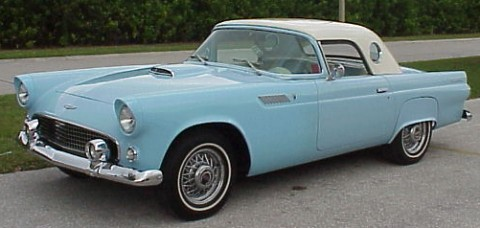 1955 Ford T Bird Replica