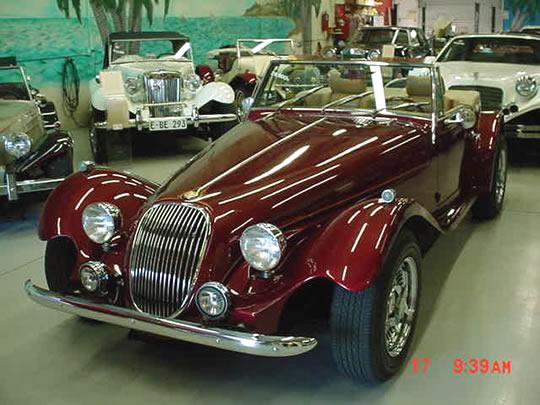 1987 Appollo Verona Rare Morgan Styling V8 Power Auto