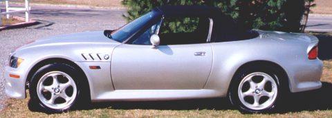 1990 Bmw Z3 James Bond Replica
